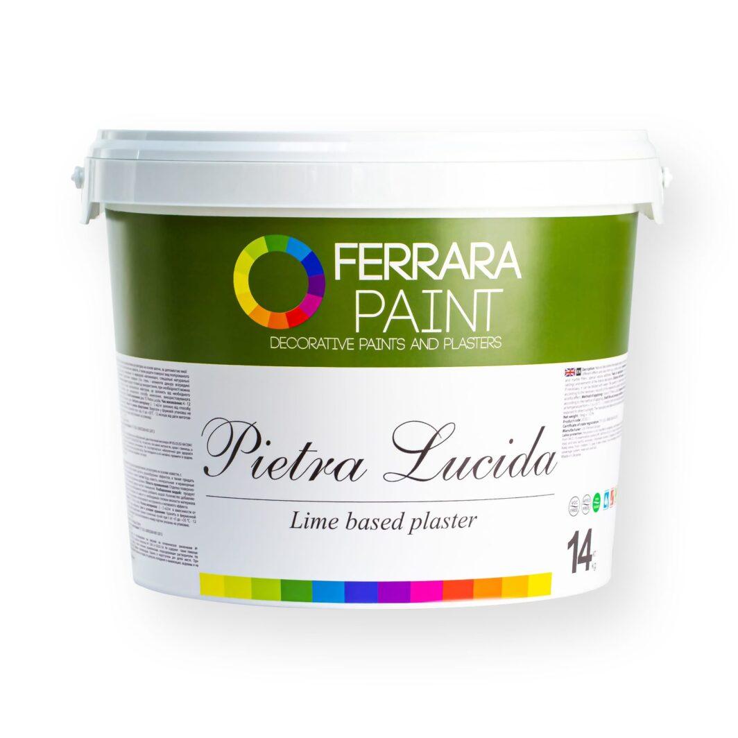 Декоративная штукатурка Pietra Lucida