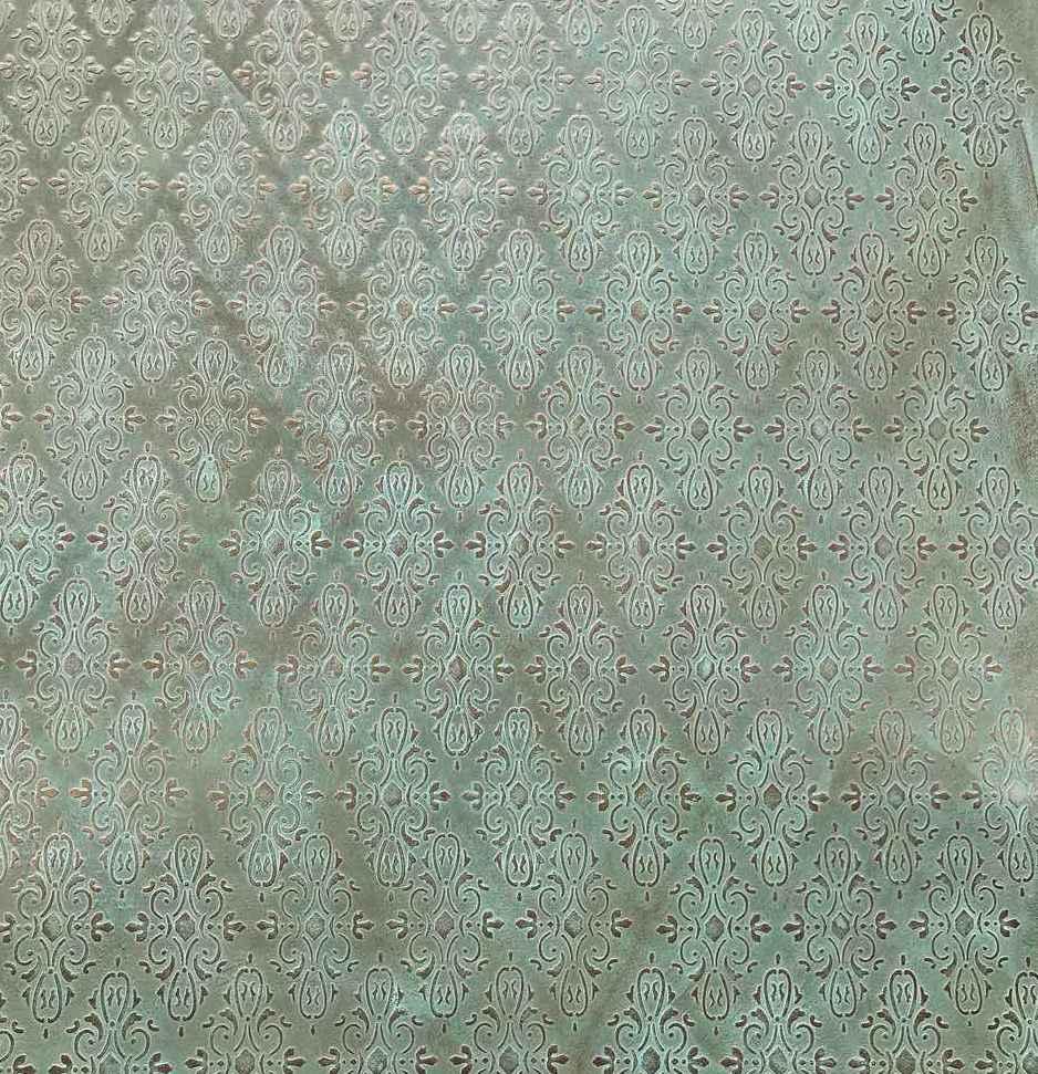 Декоративна металізована мідна штукатурка Cuprum