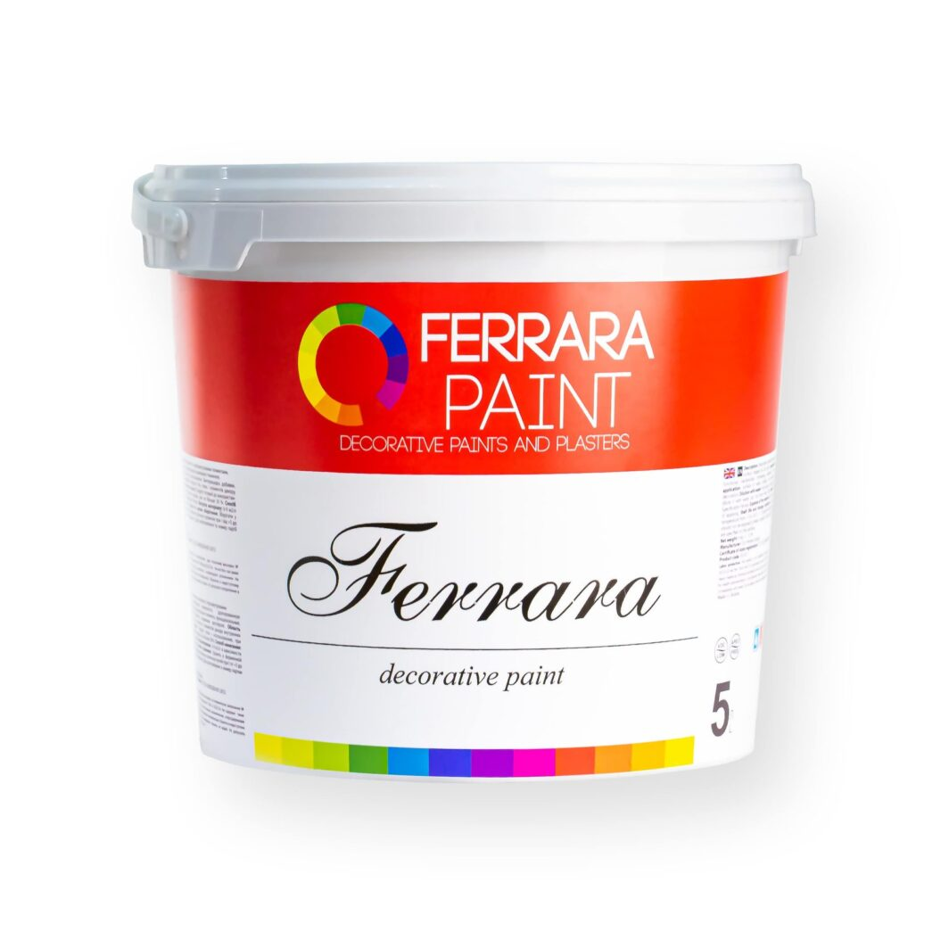 Декоративная краска Ferrara