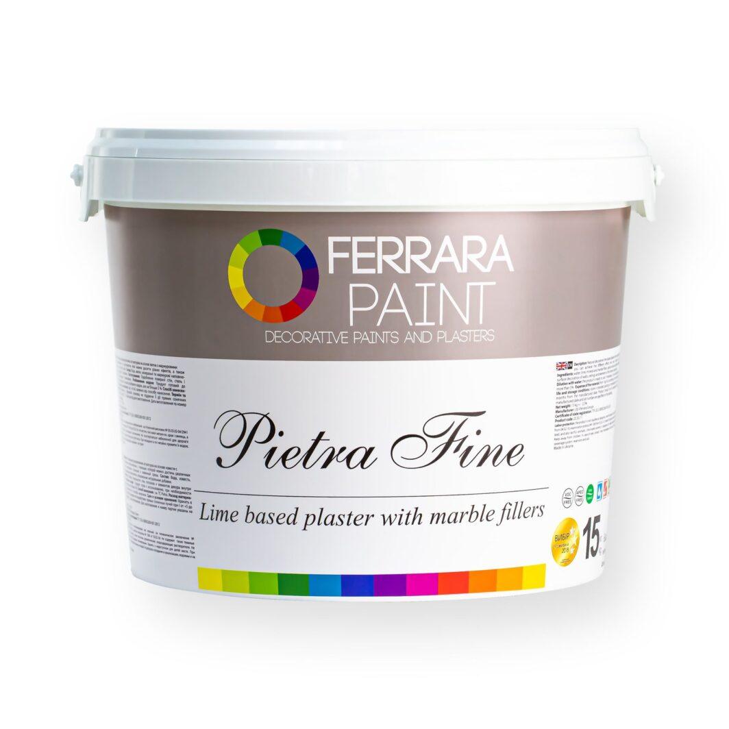 Декоративная штукатурка Pietra Fine