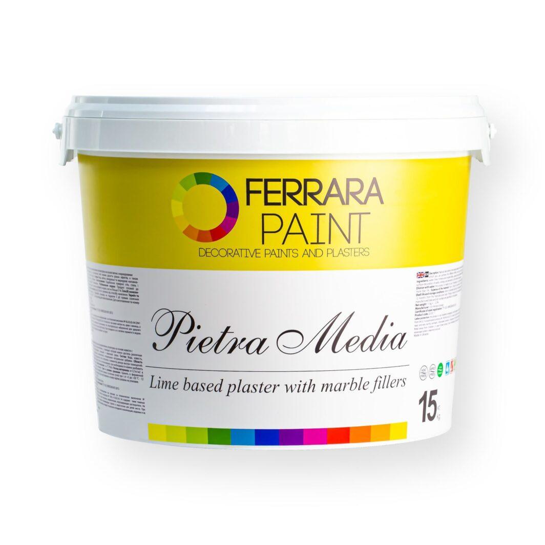 Декоративна штукатурка Pietra Media