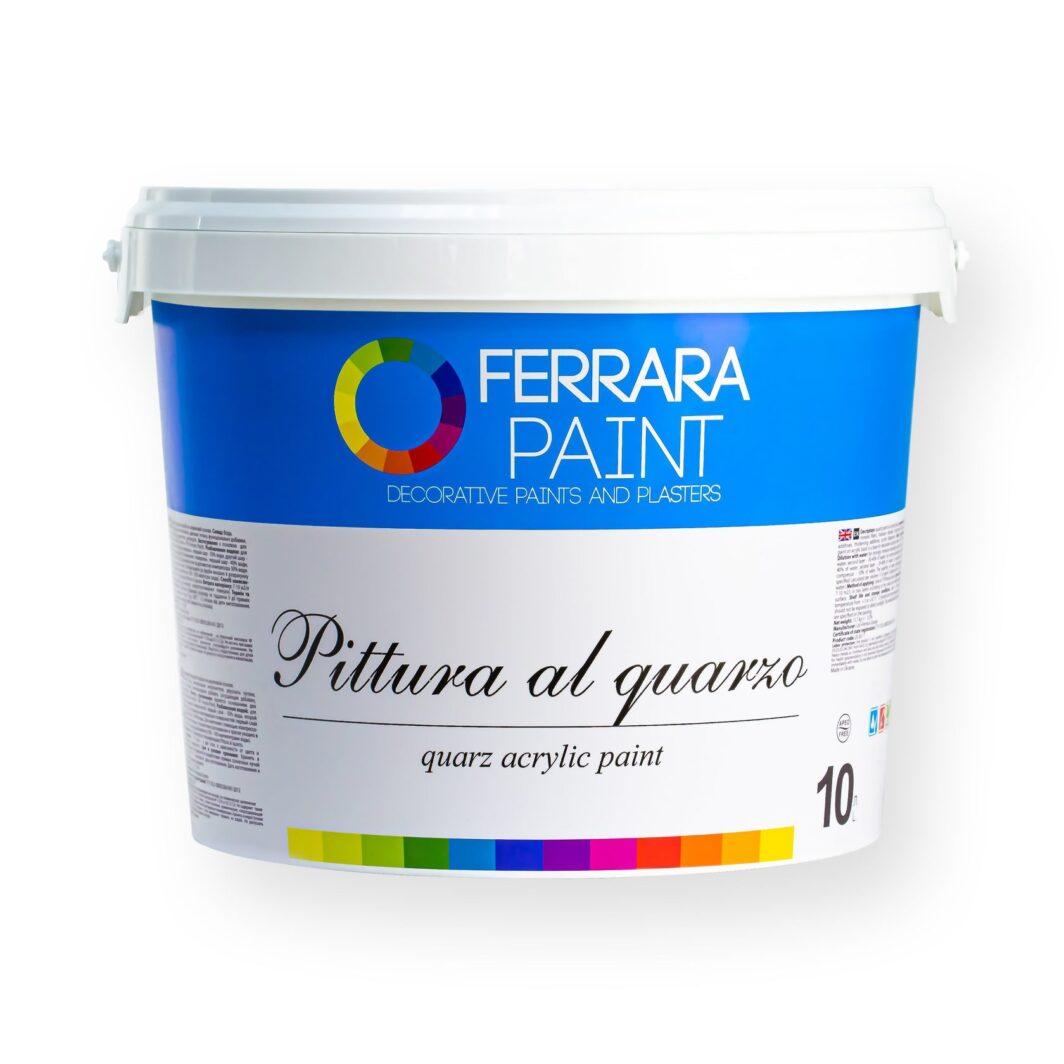 Грунт фарба Pittura al quarzo