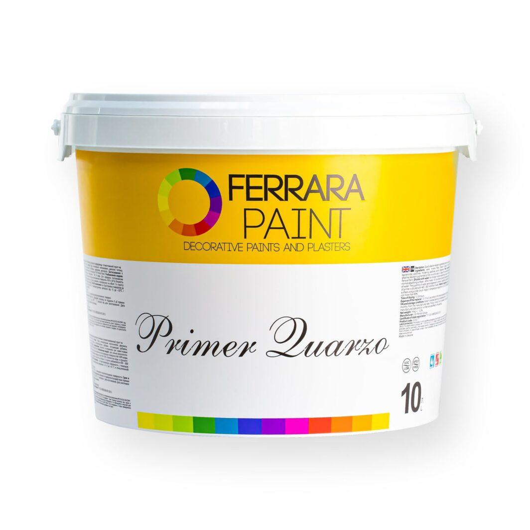 Грунт краска Primer Quarzo